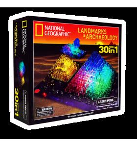 Конструктор Laser Pegs Гео Археология 30 в 1 (NG500)